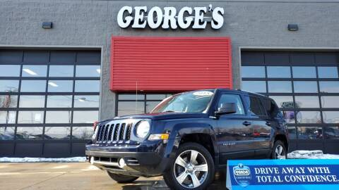 2017 Jeep Patriot for sale at George's Used Cars - Pennsylvania & Allen in Brownstown MI