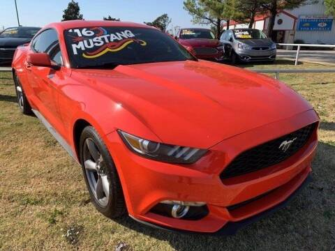 2016 Ford Mustang for sale at Bryans Car Corner in Chickasha OK