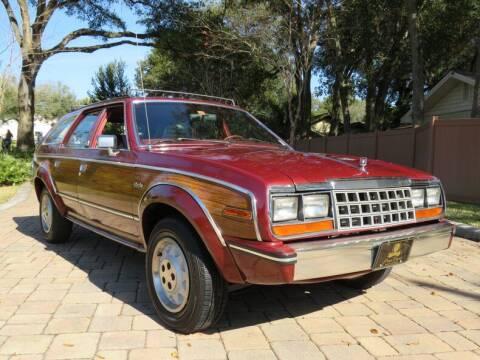 1984 AMC Eagle 30