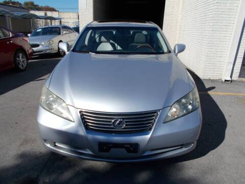 2009 Lexus ES 350 for sale at ACH AutoHaus in Dallas TX