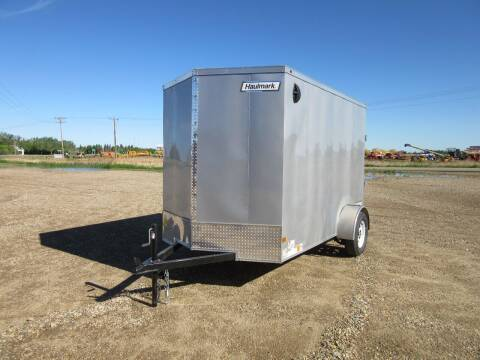 2021 Haulmark PP 6 X 10 SA for sale at Nore's Auto & Trailer Sales - Enclosed Trailers in Kenmare ND