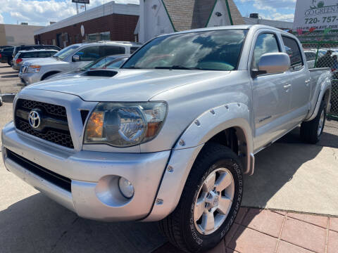 2011 Toyota Tacoma for sale at GO GREEN MOTORS in Denver CO