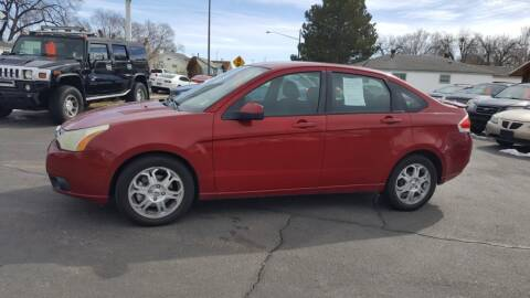 2009 Ford Focus for sale at BRAMBILA MOTORS in Pocatello ID