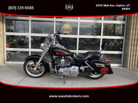 2013 Harley-Davidson FLD Dyna Switchback for sale at S S Auto Brokers in Ogden UT