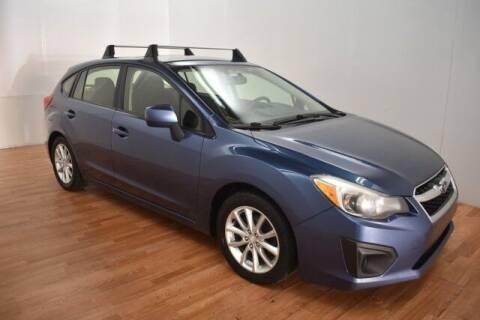 2013 Subaru Impreza for sale at Paris Motors Inc in Grand Rapids MI