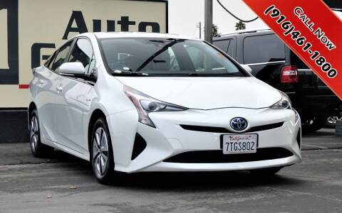 2016 Toyota Prius for sale at H1 Auto Group in Sacramento CA