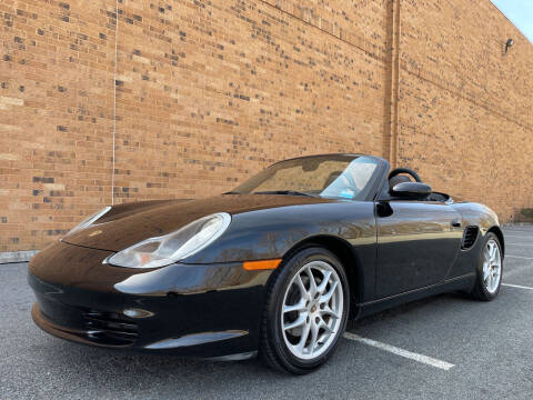 2003 Porsche Boxster for sale at Vantage Auto Group - Vantage Auto Wholesale in Lodi NJ