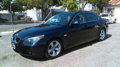 2005 BMW 5 Series for sale at Larry's Auto Sales Inc. in Fresno CA