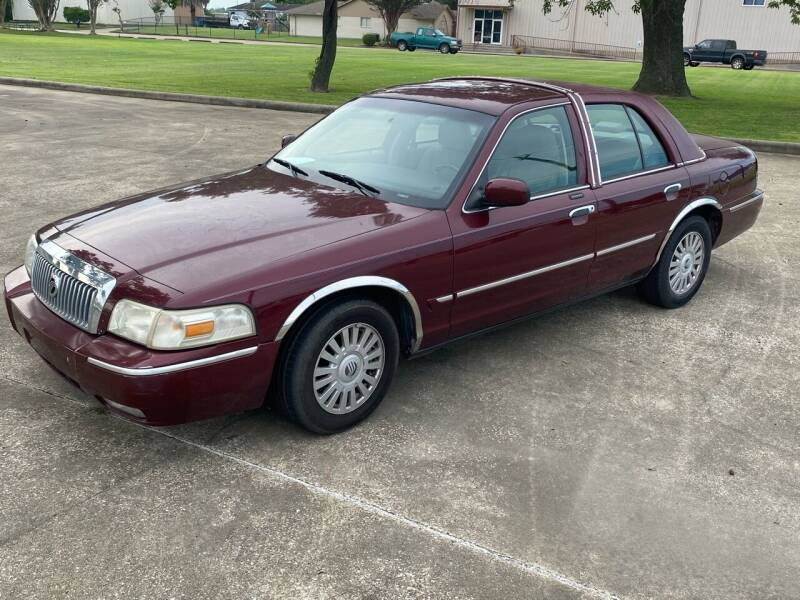 2008 Mercury Grand Marquis for sale at M A Affordable Motors in Baytown TX