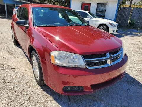 2014 Dodge Avenger for sale at Tony's Auto Plex in San Antonio TX