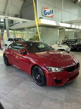 2020 BMW M4 for sale at Motorcars Washington in Chantilly VA
