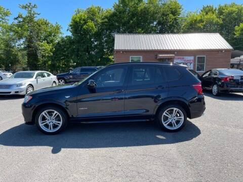 2014 BMW X3 for sale at Super Cars Direct in Kernersville NC