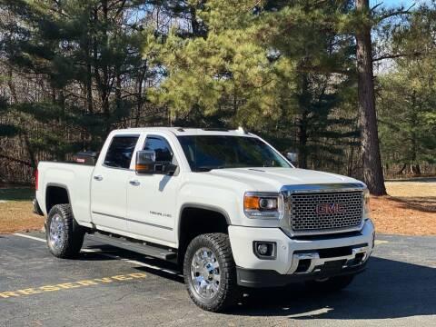2016 GMC Sierra 2500HD for sale at Superior Wholesalers Inc. in Fredericksburg VA