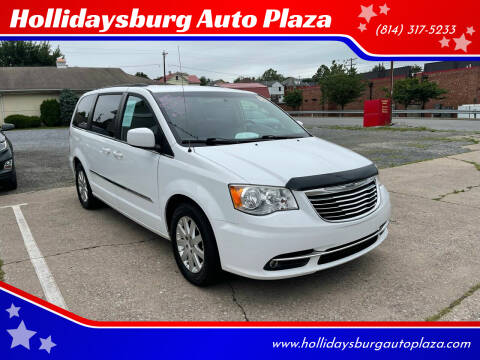 2014 Chrysler Town and Country for sale at Hollidaysburg Auto Plaza in Hollidaysburg PA