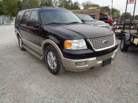 2005 Ford Expedition for sale at Rod's Auto Sales in Houston MO