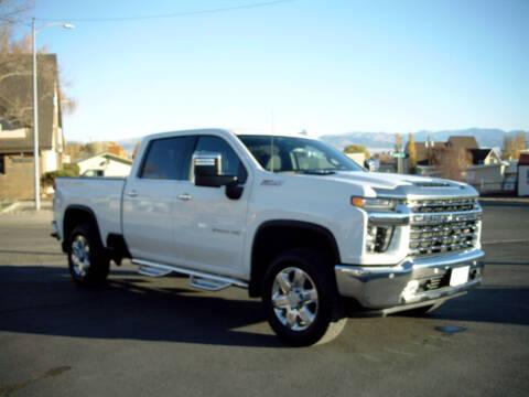 2020 Chevrolet Silverado 2500HD for sale at GARY'S AUTO PLAZA in Helena MT