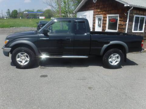 2001 Toyota Tacoma for sale at Trade Zone Auto Sales in Hampton NJ