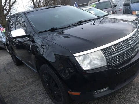 2008 Lincoln MKX for sale at Klein on Vine in Cincinnati OH