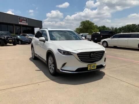 2018 Mazda CX-9 for sale at KIAN MOTORS INC in Plano TX
