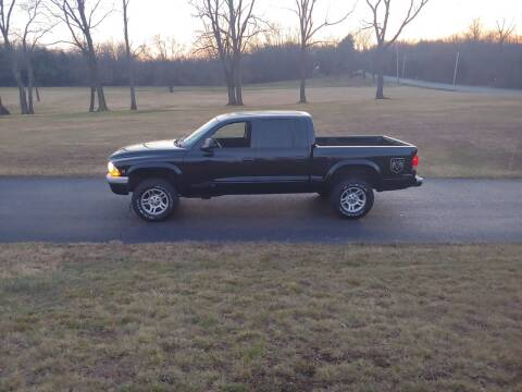 2003 Dodge Dakota for sale at U-Win Used Cars in New Oxford PA