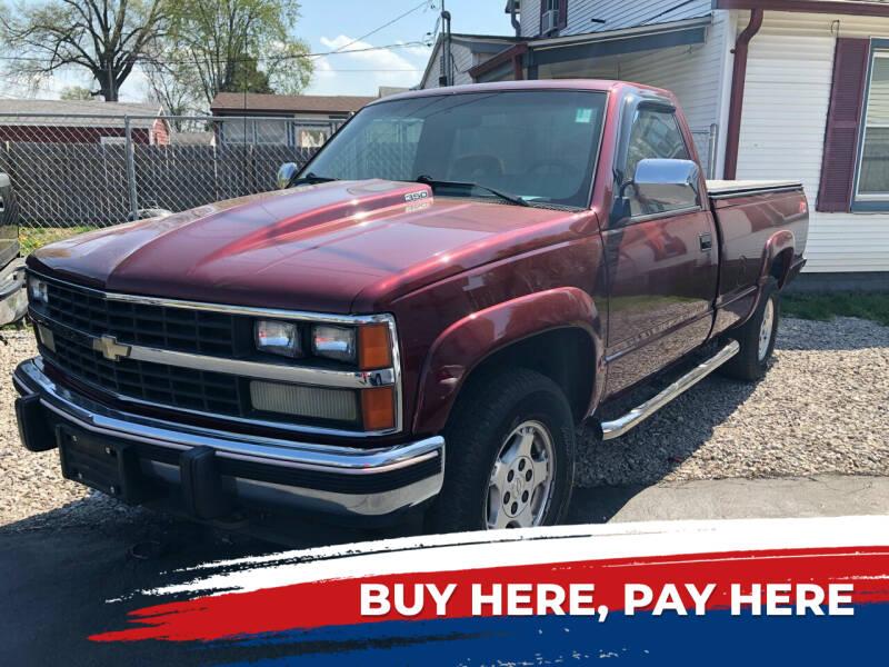 1988 Chevrolet C/K 1500 Series K1500 Cheyenne
