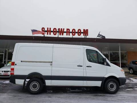 2012 Mercedes-Benz Sprinter Cargo for sale at Premium Motors in Villa Park IL