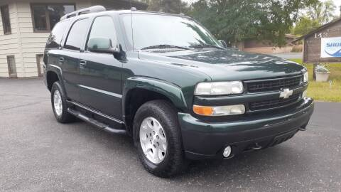 2004 Chevrolet Tahoe for sale at Shores Auto in Lakeland Shores MN