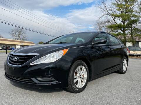 2013 Hyundai Sonata for sale at M4 Motorsports in Kutztown PA