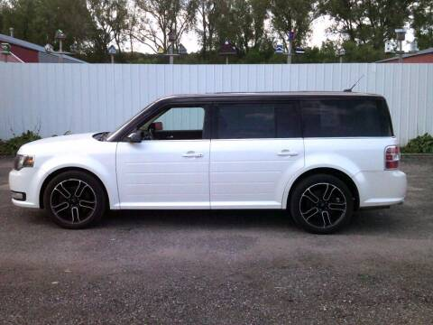 2013 Ford Flex for sale at Chaddock Auto Sales in Rochester MN