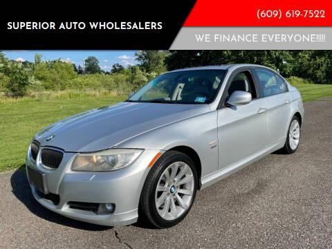 2011 BMW 3 Series for sale at Superior Auto Wholesalers in Burlington City NJ