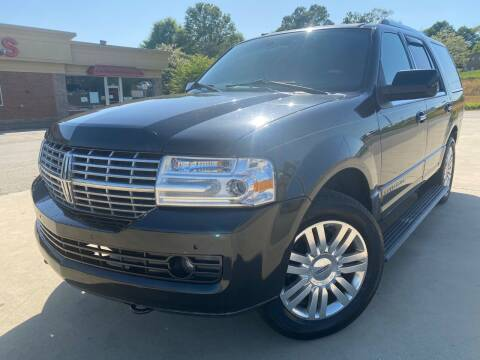 2012 Lincoln Navigator for sale at Gwinnett Luxury Motors in Buford GA