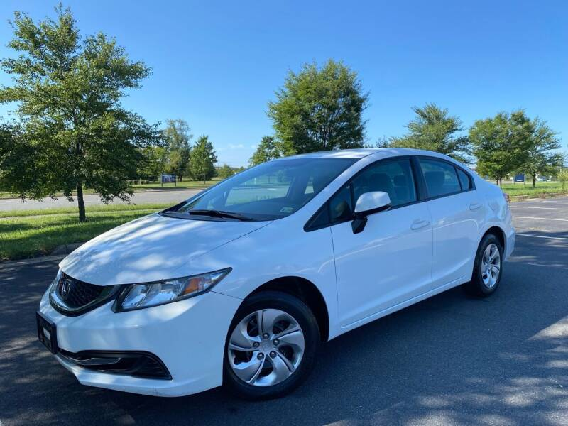 2013 Honda Civic for sale at Super Bee Auto in Chantilly VA