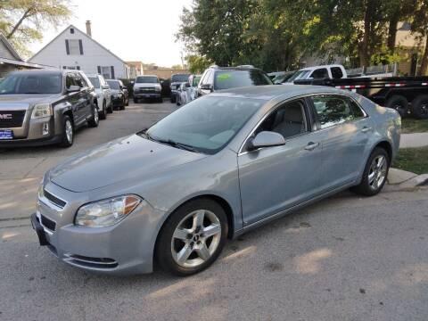 2009 Chevrolet Malibu for sale at CPM Motors Inc in Elgin IL