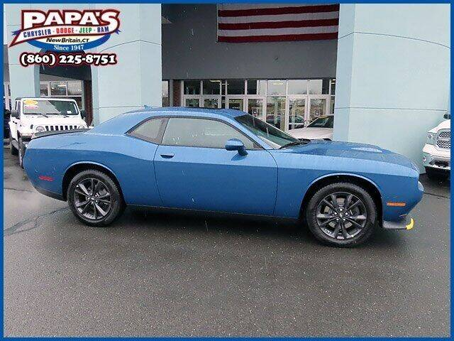 2020 Dodge Challenger for sale at Papas Chrysler Dodge Jeep Ram in New Britain CT