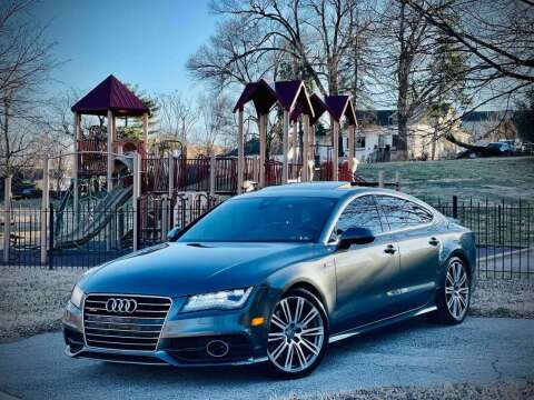 2013 Audi A7 for sale at ARCH AUTO SALES in St. Louis MO