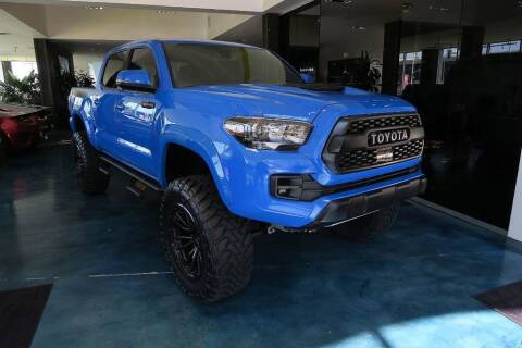 2019 Toyota Tacoma for sale at OC Autosource in Costa Mesa CA