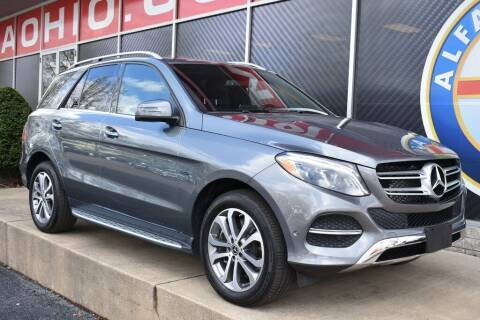 2018 Mercedes-Benz GLE for sale at Alfa Romeo & Fiat of Strongsville in Strongsville OH