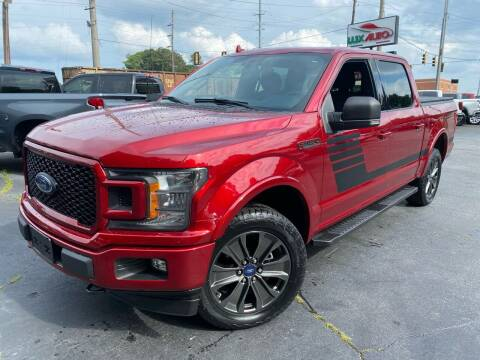 2018 Ford F-150 for sale at Lux Auto in Lawrenceville GA