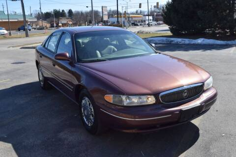 1999 Buick Century for sale at NEW 2 YOU AUTO SALES LLC in Waukesha WI