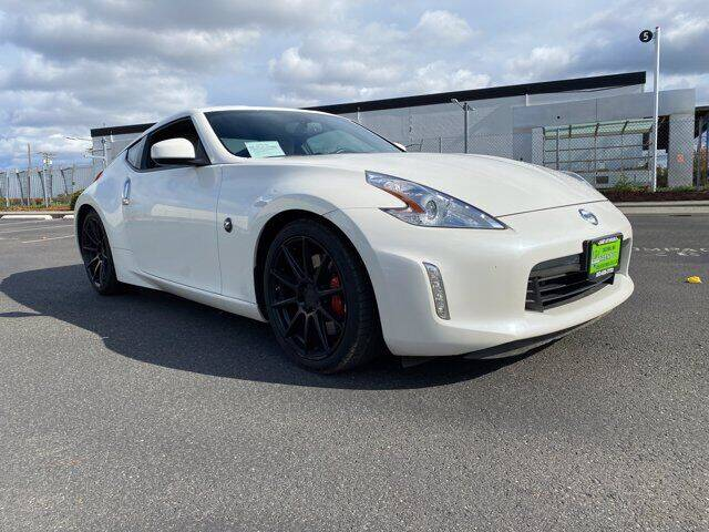 2015 Nissan 370Z for sale at Sunset Auto Wholesale in Tacoma WA