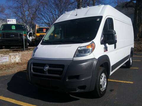 2014 RAM ProMaster Cargo for sale at Drive Deleon in Yonkers NY