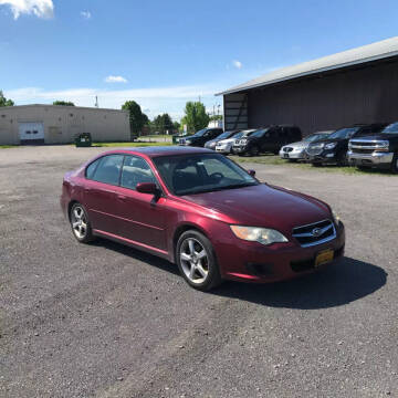 2009 Subaru Legacy for sale at American & Import Automotive in Cheektowaga NY