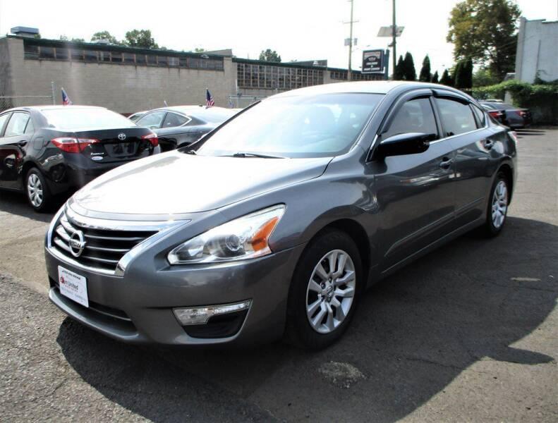 2014 Nissan Altima for sale at Exem United in Plainfield NJ