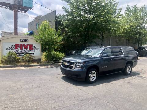 2019 Chevrolet Suburban for sale at Five Brothers Auto Sales in Roswell GA