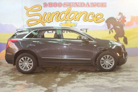 2018 Cadillac XT5 for sale at Sundance Chevrolet in Grand Ledge MI