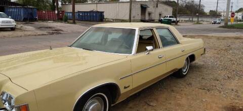 1978 Chrysler Newport for sale at Classic Car Deals in Cadillac MI