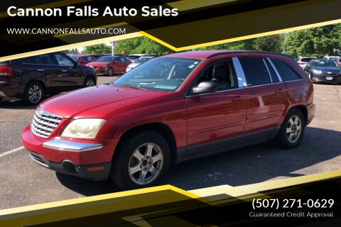 2004 Chrysler Pacifica for sale at Cannon Falls Auto Sales in Cannon Falls MN