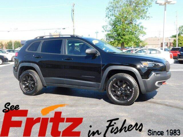 2019 Jeep Cherokee for sale in Fishers, IN
