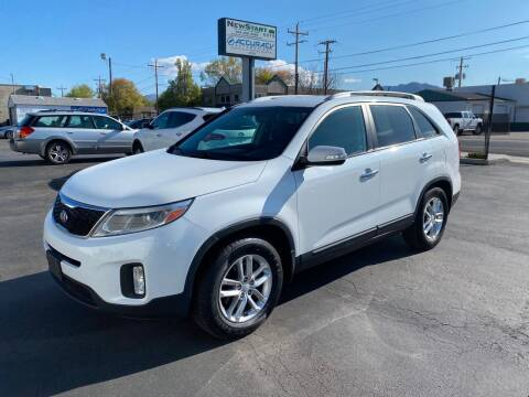 2015 Kia Sorento for sale at New Start Auto in Richardson TX