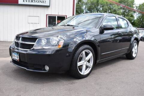 2008 Dodge Avenger for sale at DealswithWheels in Hastings MN